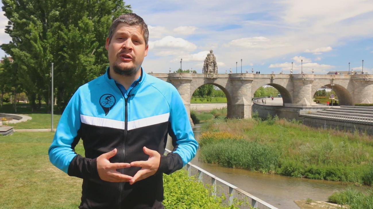 Los 33 puentes de Madrid Río