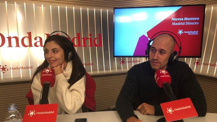 Entrevista a Jana Gómez y Carlos Salgado, del musical 'Anastasia'