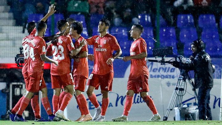 Gol de Benzema al Melilla