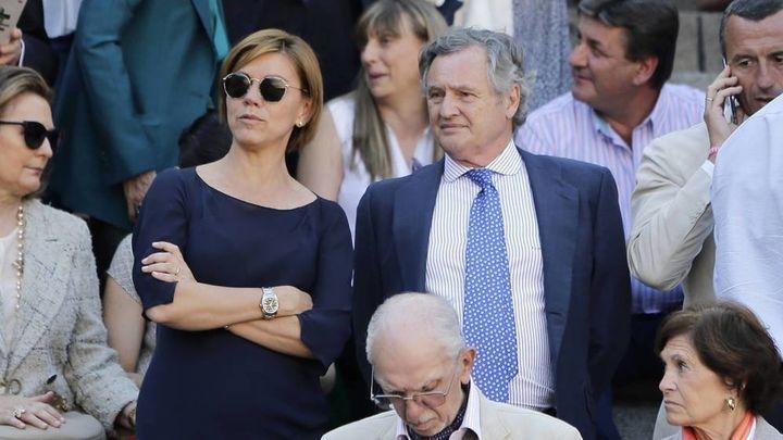 """Cospedal y su marido pidieron a Villarejo """"trabajos puntuales"""", según nuevos audios"""