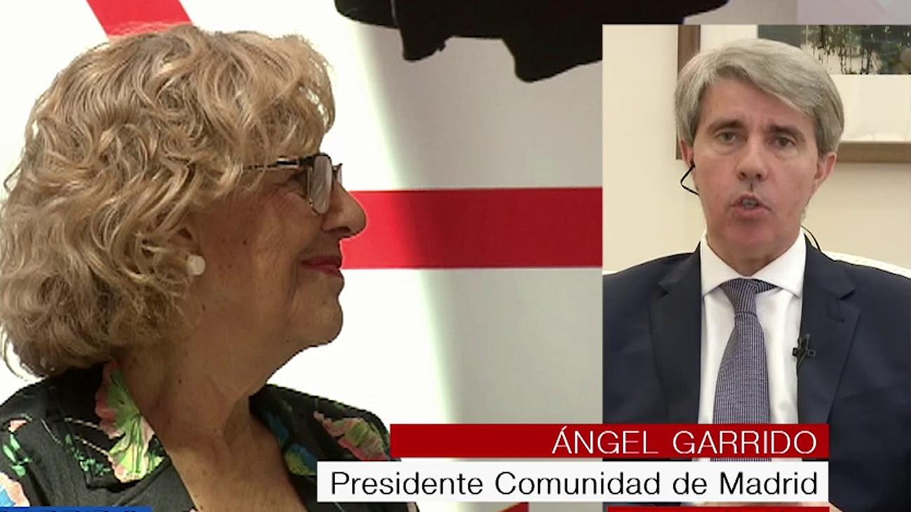 """Garrido: """"Con Madrid Central empeorarán aún más el tráfico y la contaminación"""""""