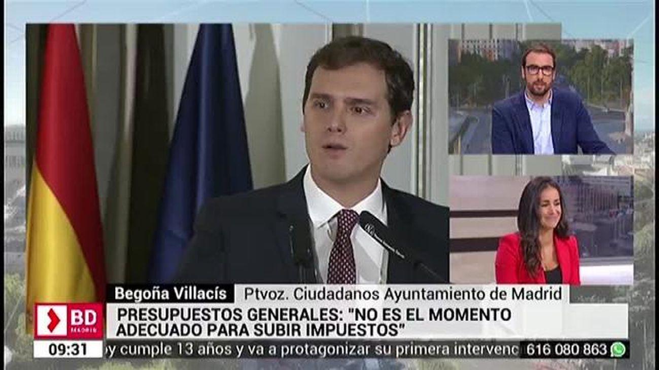 Buenos Días Madrid 31.10.2018