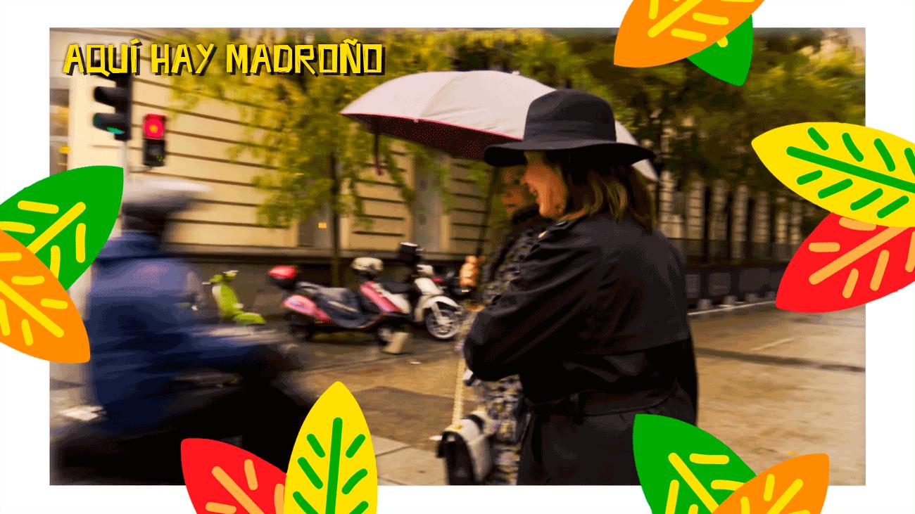 Carmen Martínez Bordiu comete una infracción de tráfico