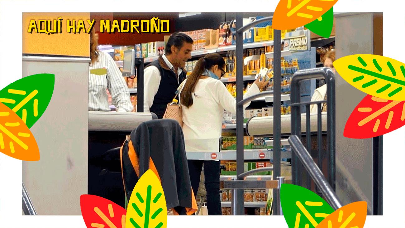 Isabel Pantoja: pillada haciendo la compra