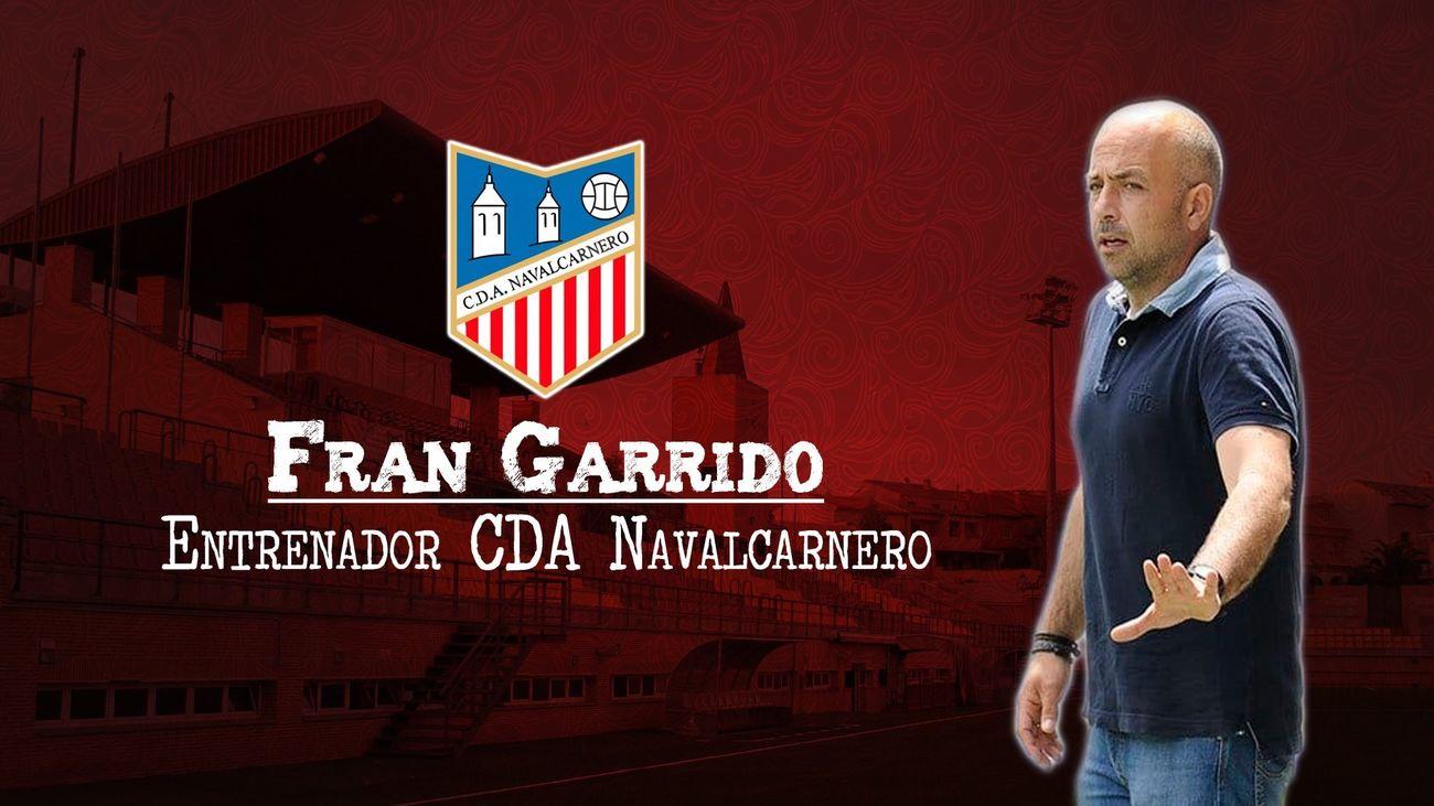 Entrevista a Fran Garrido, nuevo entrenador del Navalcarnero
