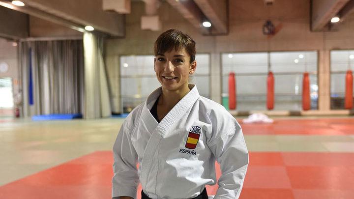 Entrevista a Sandra Sánchez,  campeona del mundode katas