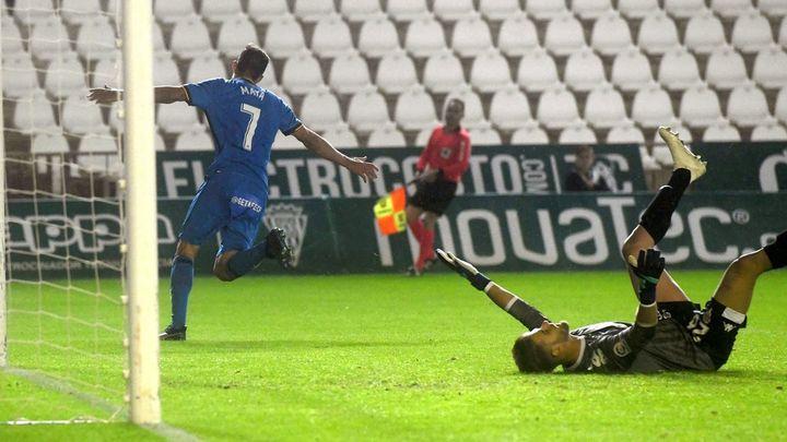 Segundo gol de Mata al Córdoba