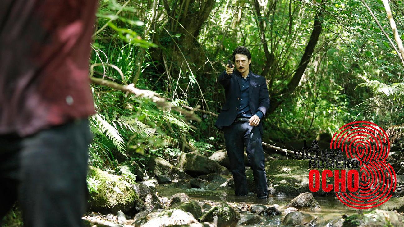La Víctima Número 8 llega a su ecuador con una cacería en pleno bosque de Bilbao
