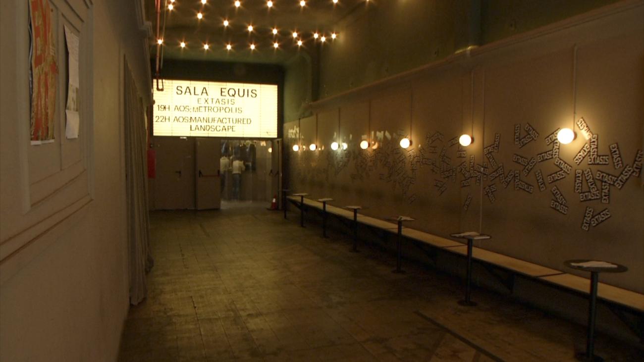 La última  sala de cine porno, reconvertida en uno de los locales más modernos