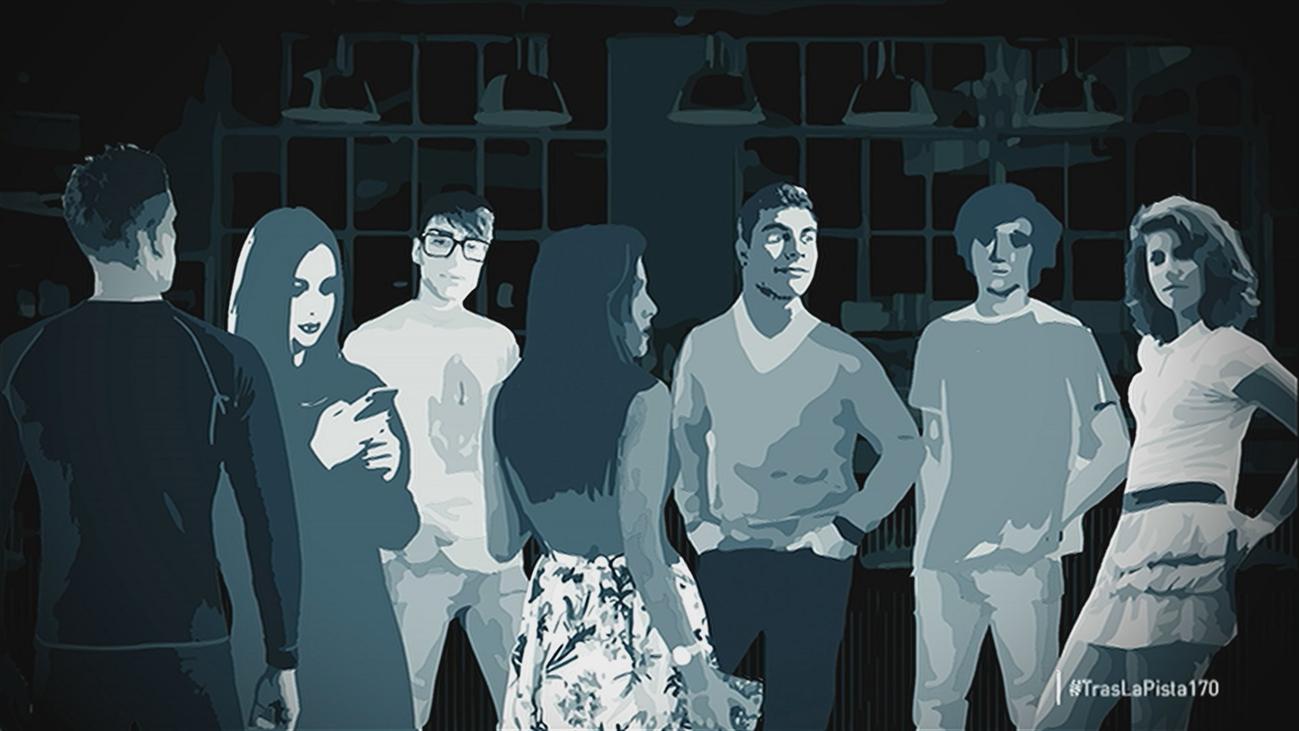 'El club del crimen' de Patrick Nogueira