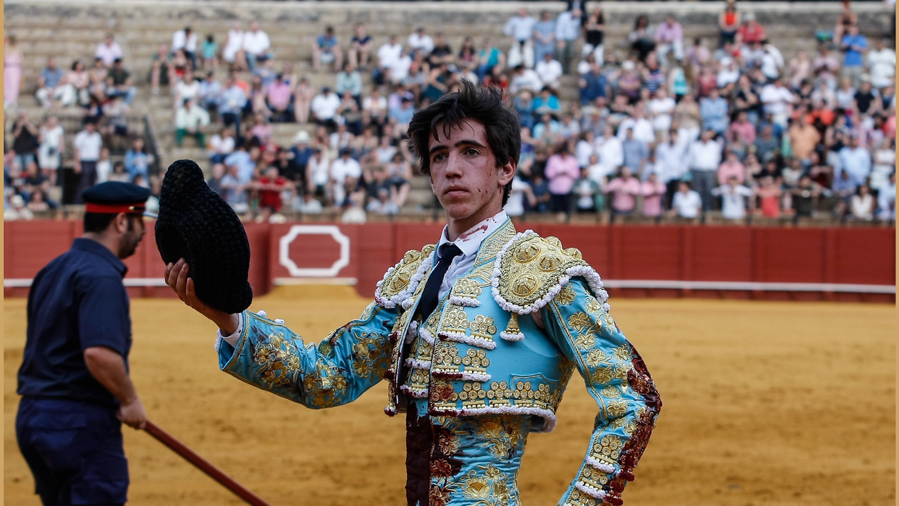 Carlos Ochea, el novillero que se corta la coleta