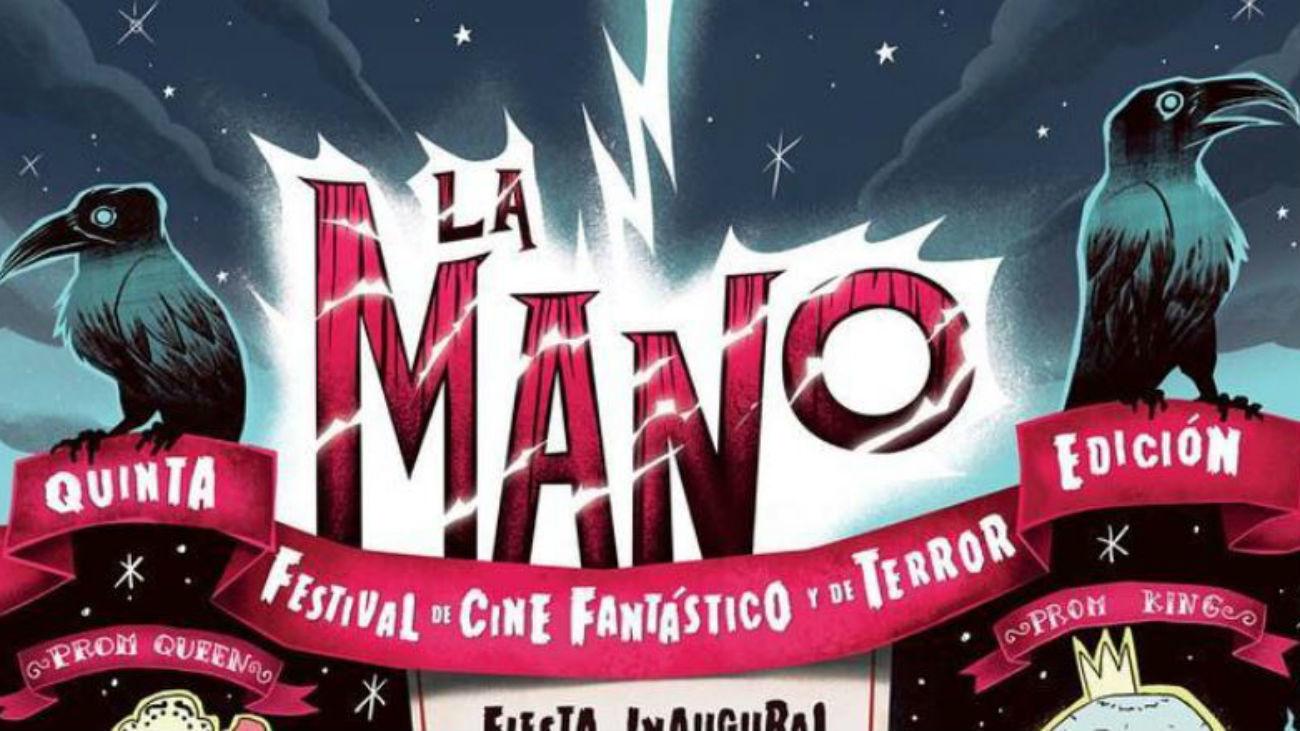 Vuelve el Festival de cine de terror La Mano