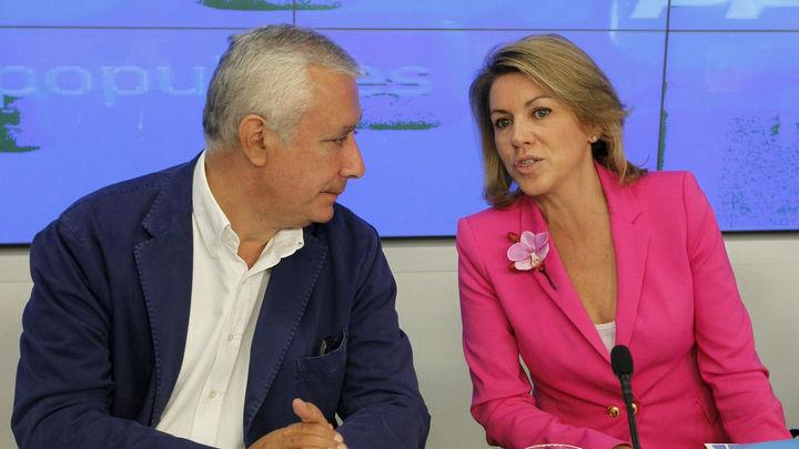 Cospedal dice que no pagó a Villarejo por espiar a Arenas