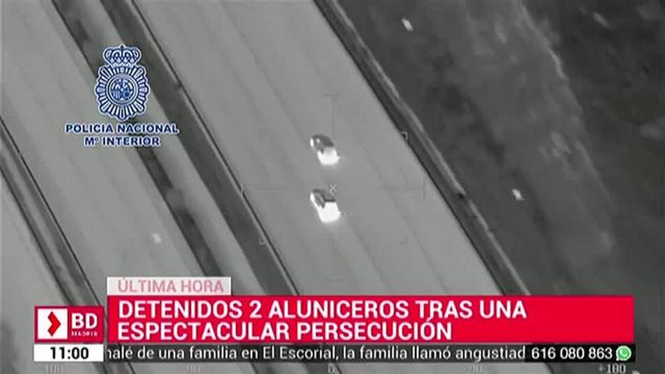 Buenos Días Madrid 02.11.2018