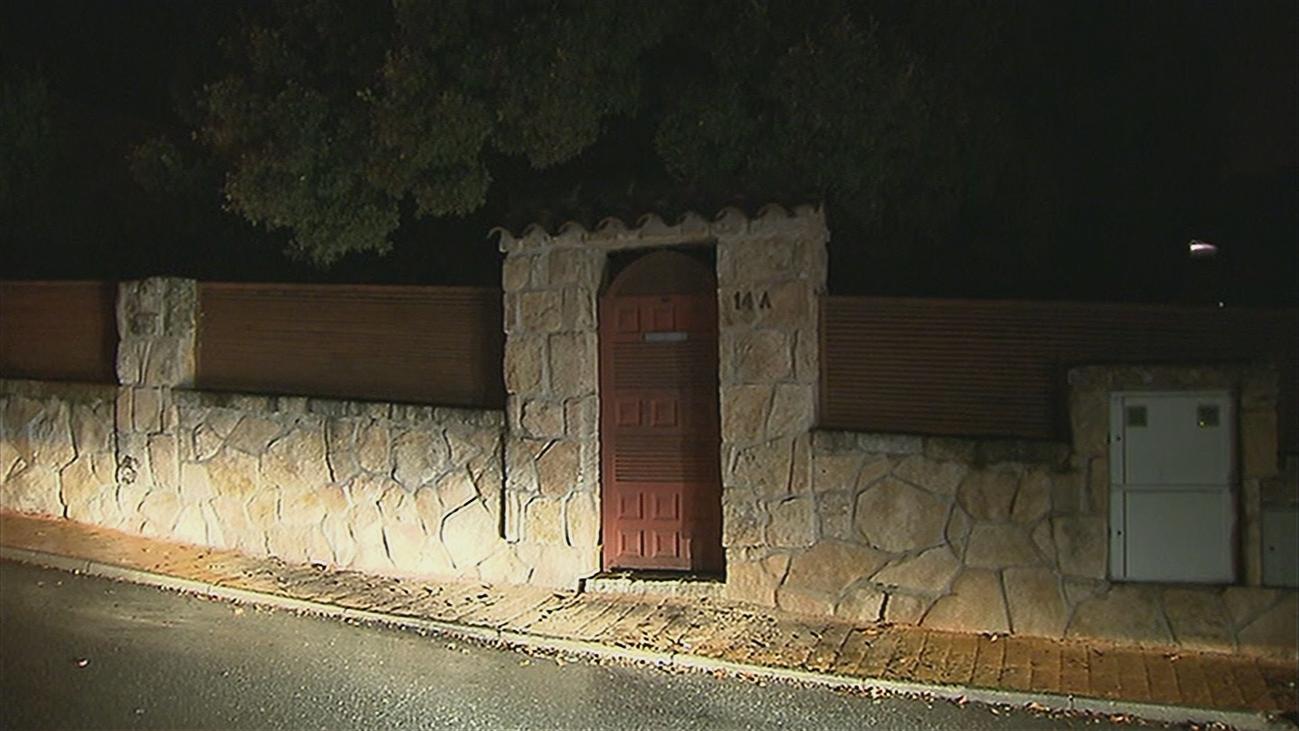 Una banda asalta un chalé familiar en El Escorial