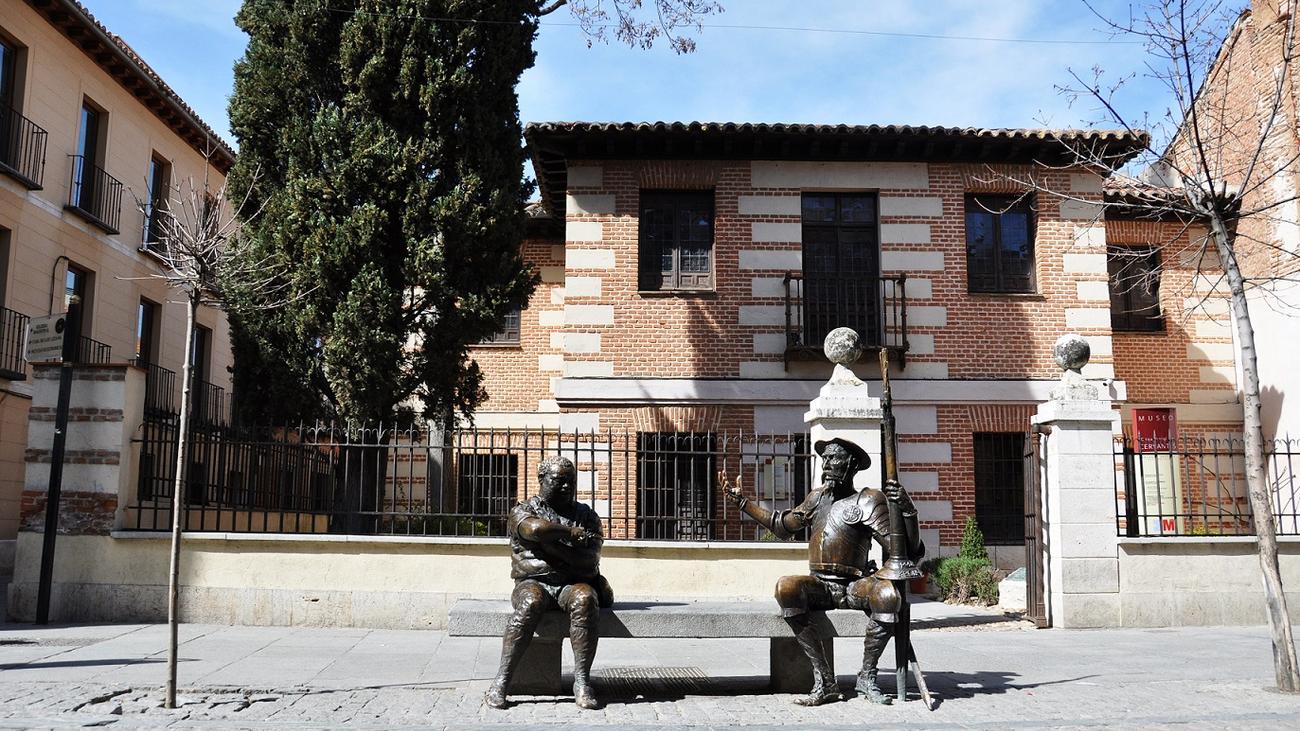 La lucha por recuperar la casa de Miguel de Cervantes