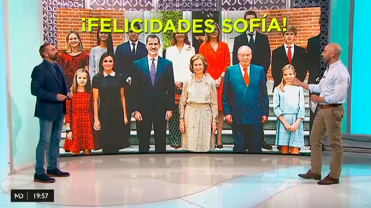 La reina Sofía: simpatía, elegancia y discreción