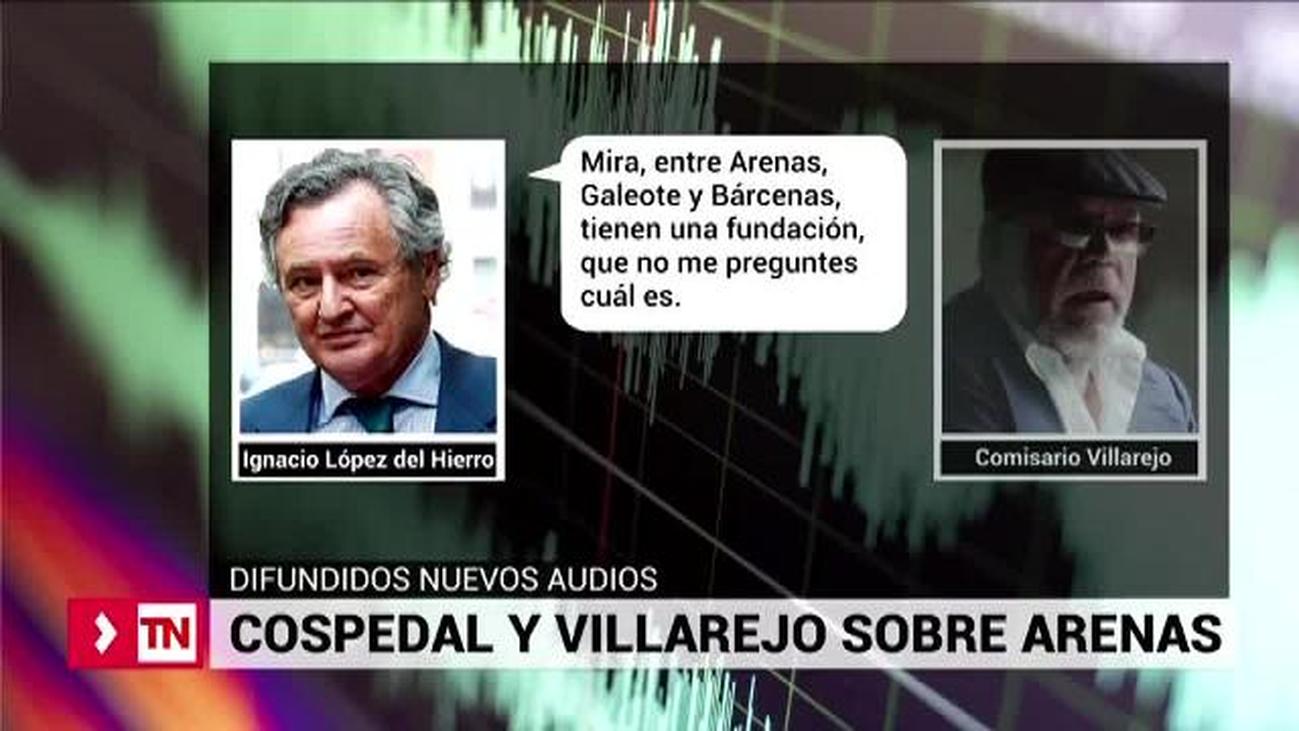 Cospedal dice que nunca pagó a Villarejo