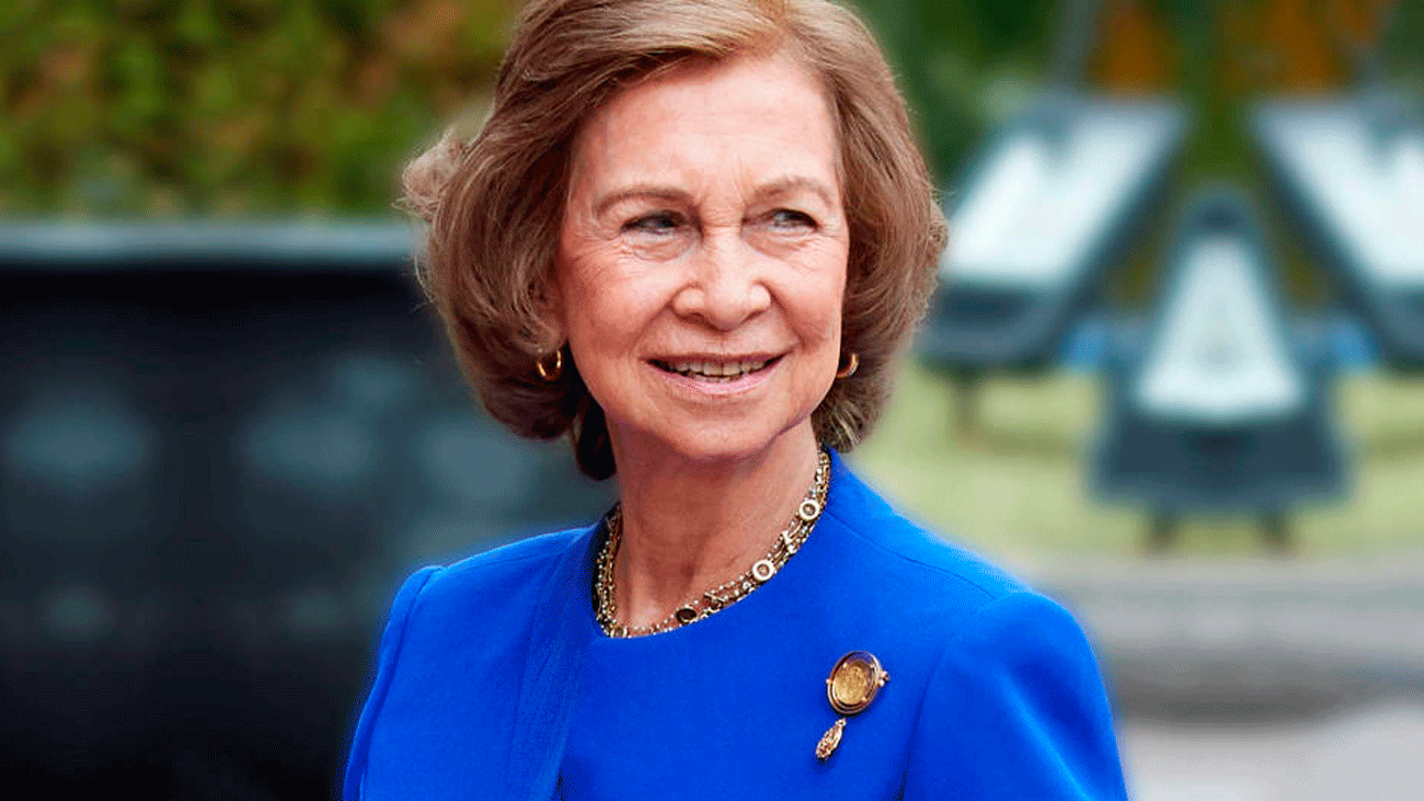 La Reina Sofía celebra su 80 cumpleaños