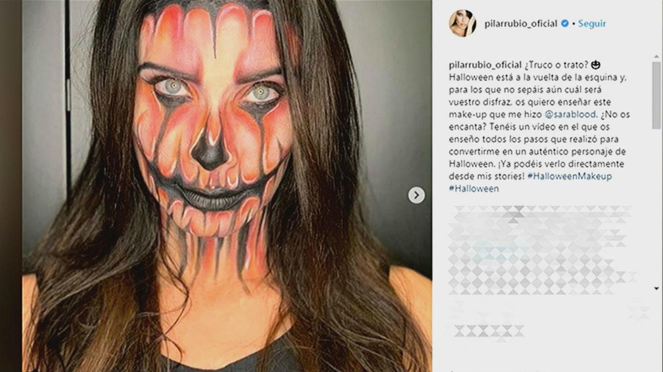 Las celebrities más escalofriantes por Halloween