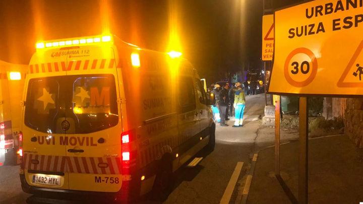 Fallece una anciana en el incendio de una residencia en Robledo con nueve heridos
