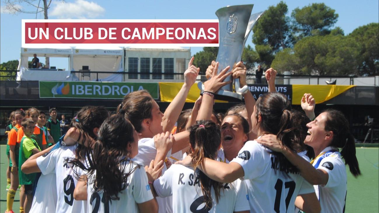 Club de Campo, una prolífica cantera de campeonas