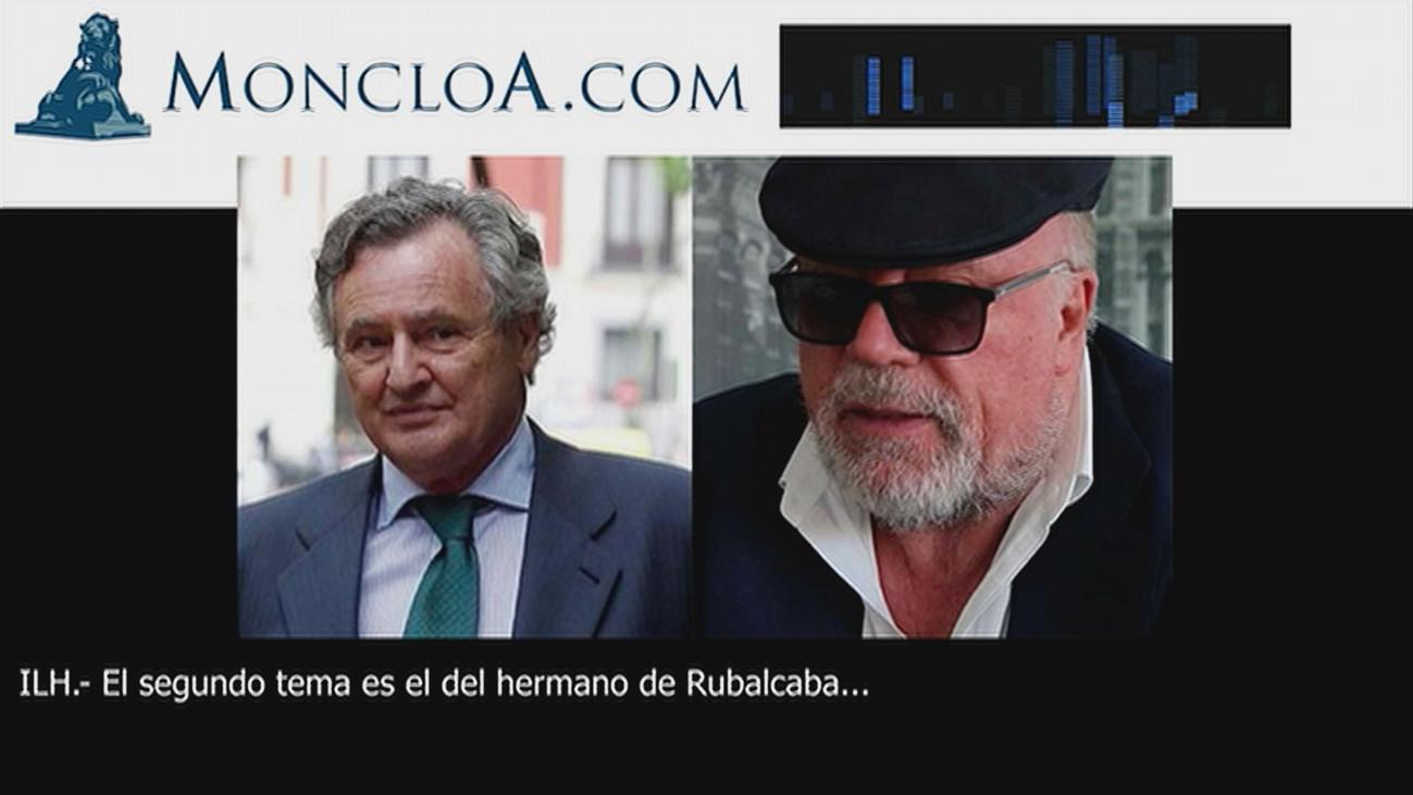 Cospedal encargó a Villarejo espiar al hermano de Rubalcaba