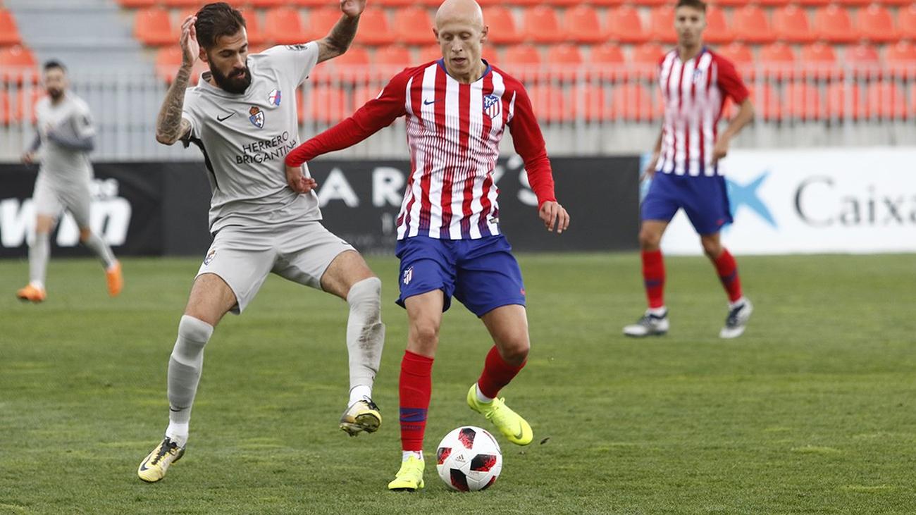 El Atlético B se mide al CF Salmantino en La Otra
