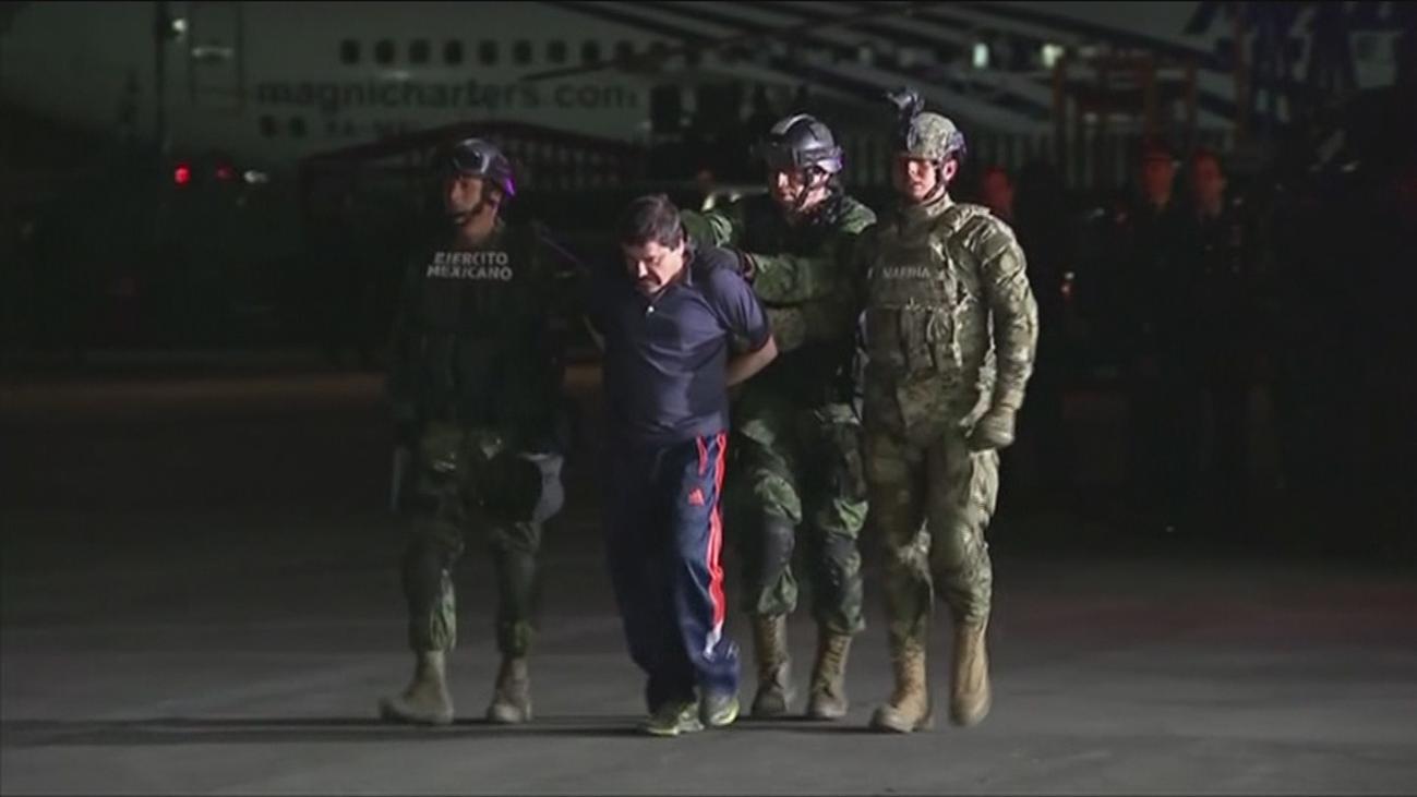 Arranca en Nueva York el juicio contra el Chapo Guzmán
