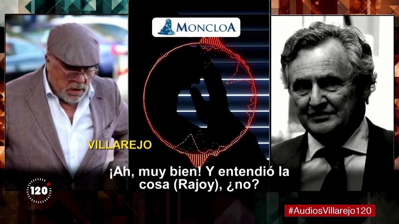 """El marido de Cospedal, a Villarejo: """"El jefe está de acuerdo"""""""