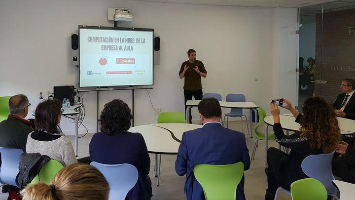 Dualiza Bankia apoya proyectos de formación en institutos madrileños