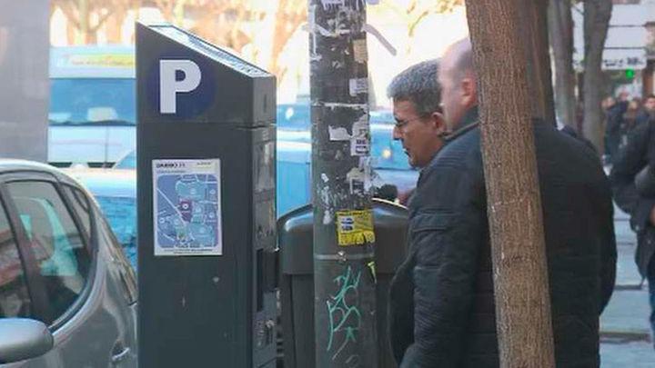 Controladores del SER en Madrid, una profesión de riesgo
