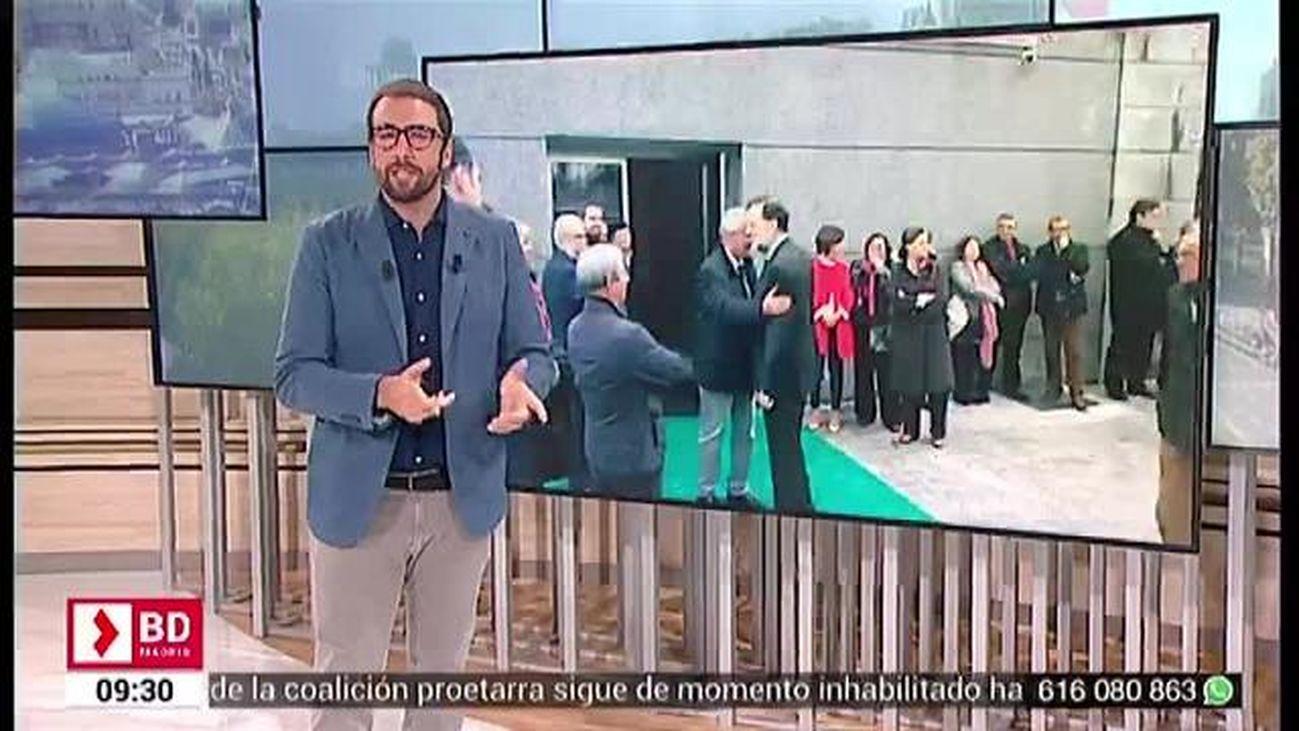 Buenos Días Madrid (8:30-10:30) 07.11.2018