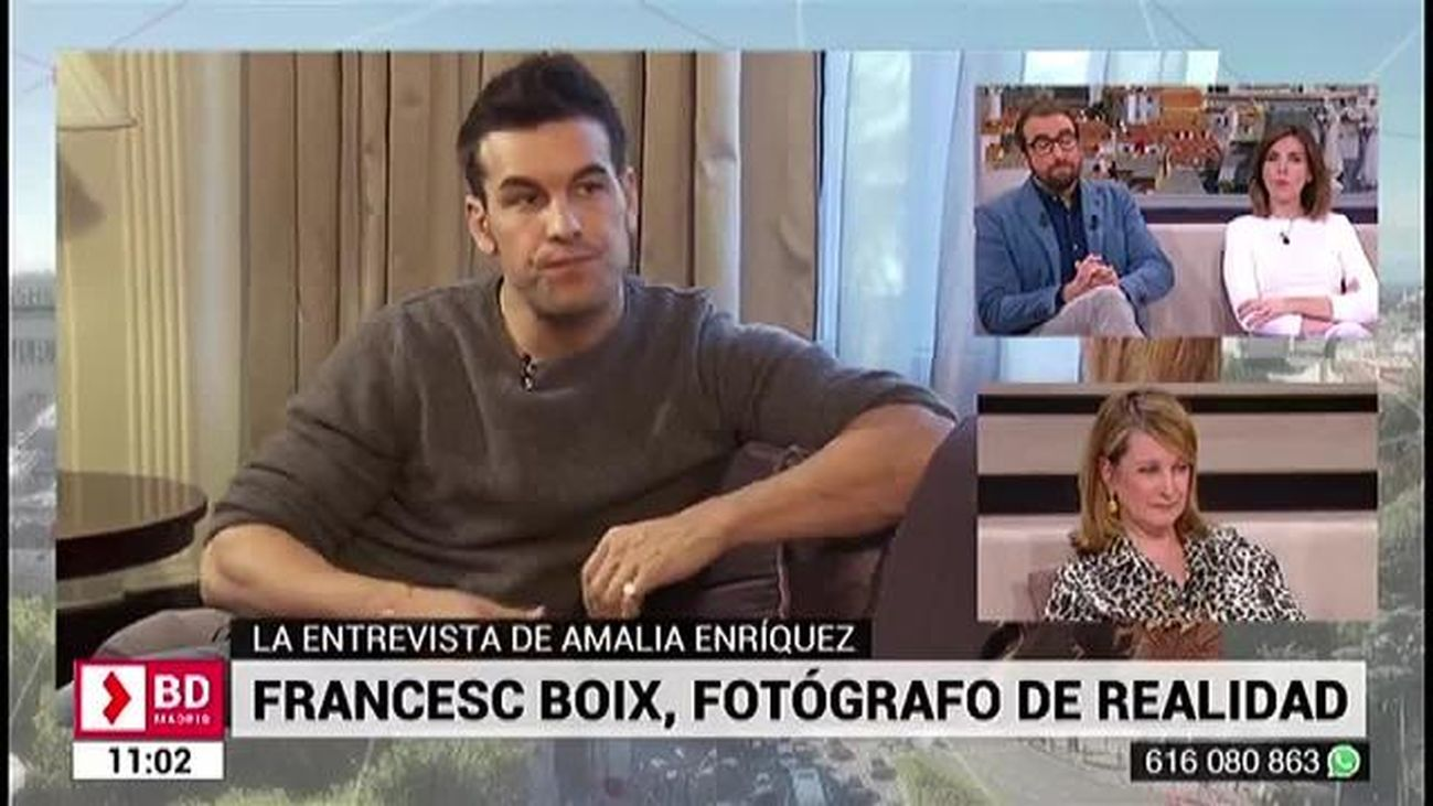 Buenos Días Madrid (10:30-11:30) 07.11.2018