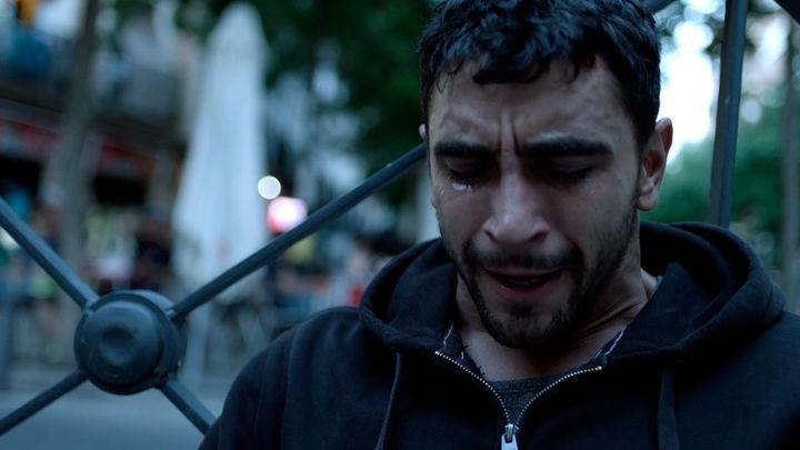 Los primeros momentos de Omar en Madrid son muy difíciles