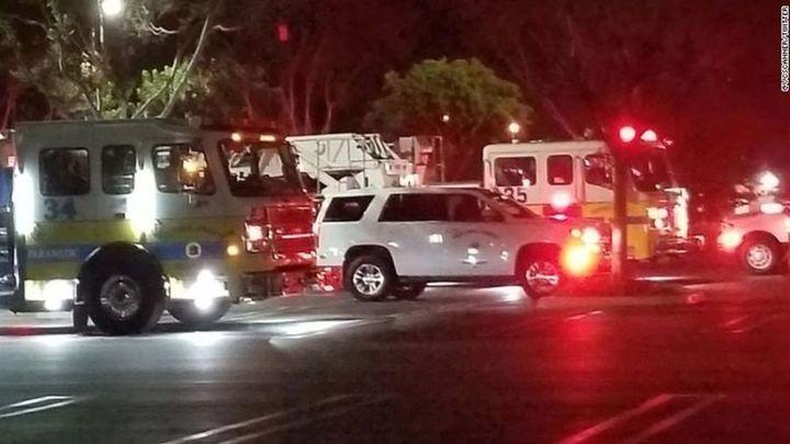 Al menos 13 muertos en un tiroteo en un bar de California