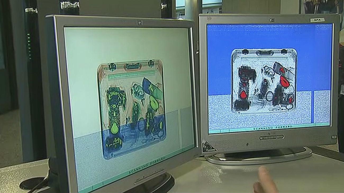 Lo que detecta el escáner, así se controla nuestra seguridad