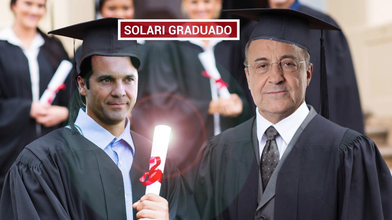 """Solari: """"El mérito es de los jugadores"""""""