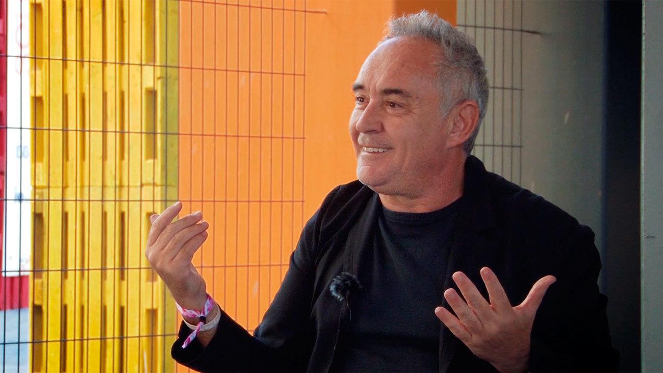 Cocina y ciencia se unen con el mejor chef del mundo, Ferran Adriá