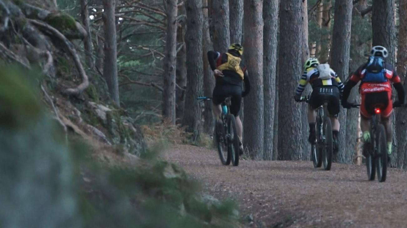 Sierra Norte Bike Challenge Sólo Para Valientes