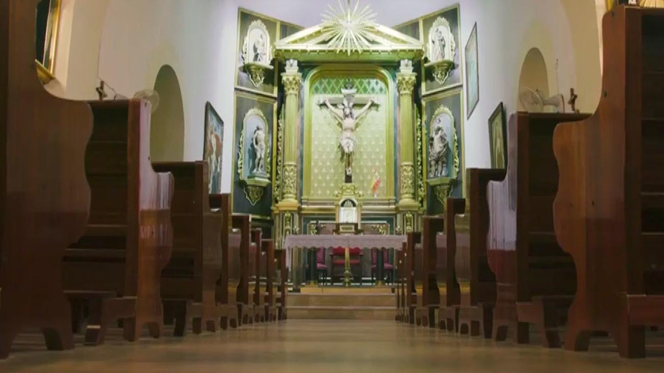 San Cristobal Mártir, la pequeña iglesia de Torrejón de la Calzada