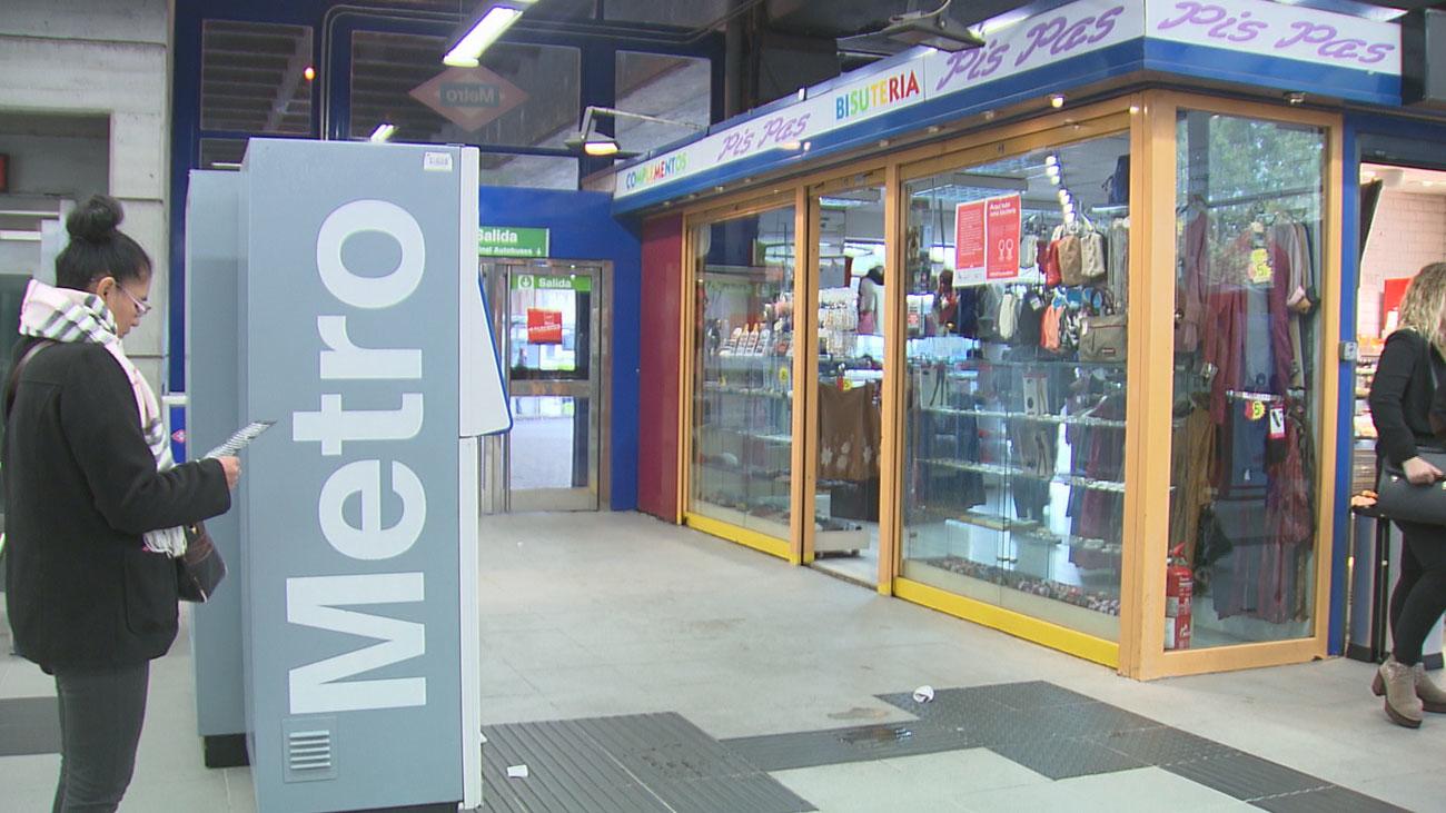 Las asociaciones de Metro se movilizan para recuperar los pequeños negocios