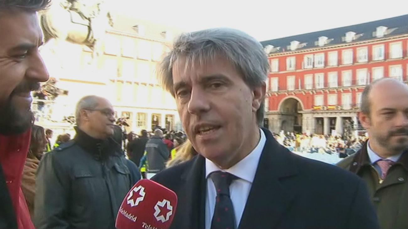Garrido confía en el diálogo con el ayuntamiento sobre Madrid Central