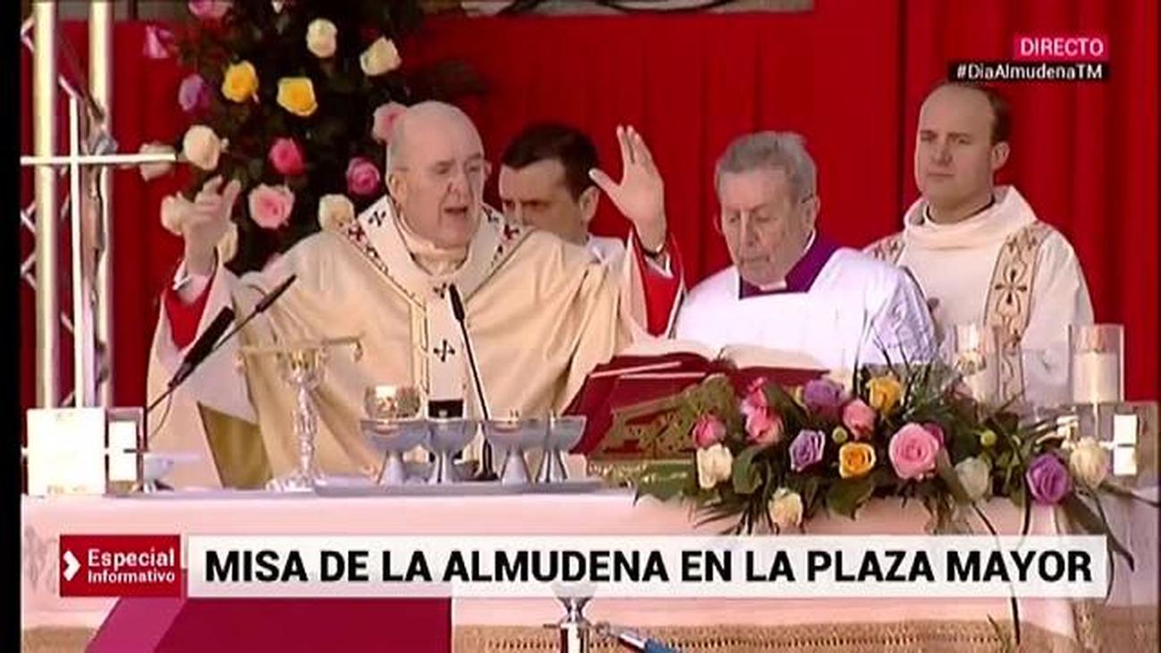 Especial Infomativo: Día de la Almudena - La Misa