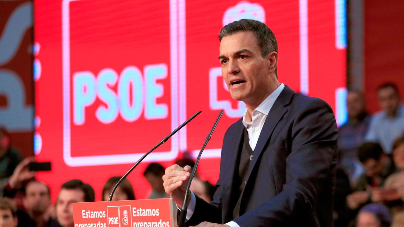 Sánchez anuncia una reforma de la Constitución para los eliminar los aforamientos políticos