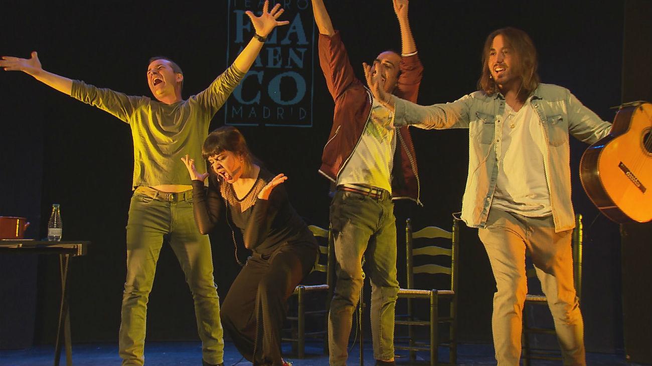 El teatro Flamenco celebra los domingos castizos de vermut y potaje