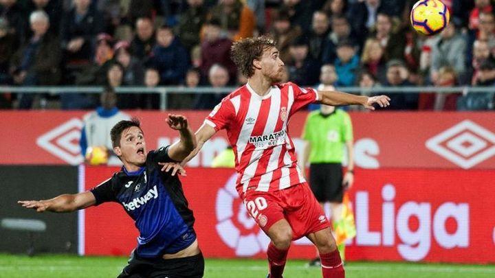 0-0.  Girona- Leganés, un  empate  justo