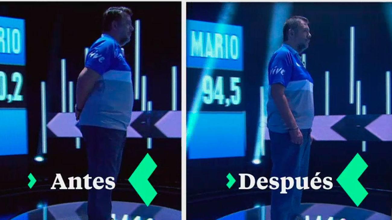 Tras dos meses de vida sana, ¿cuánto peso han perdido nuestros madrileños?