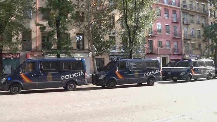 """Macrorredada policial en """"la Babilonia del Sexo"""" contra la prostitución"""