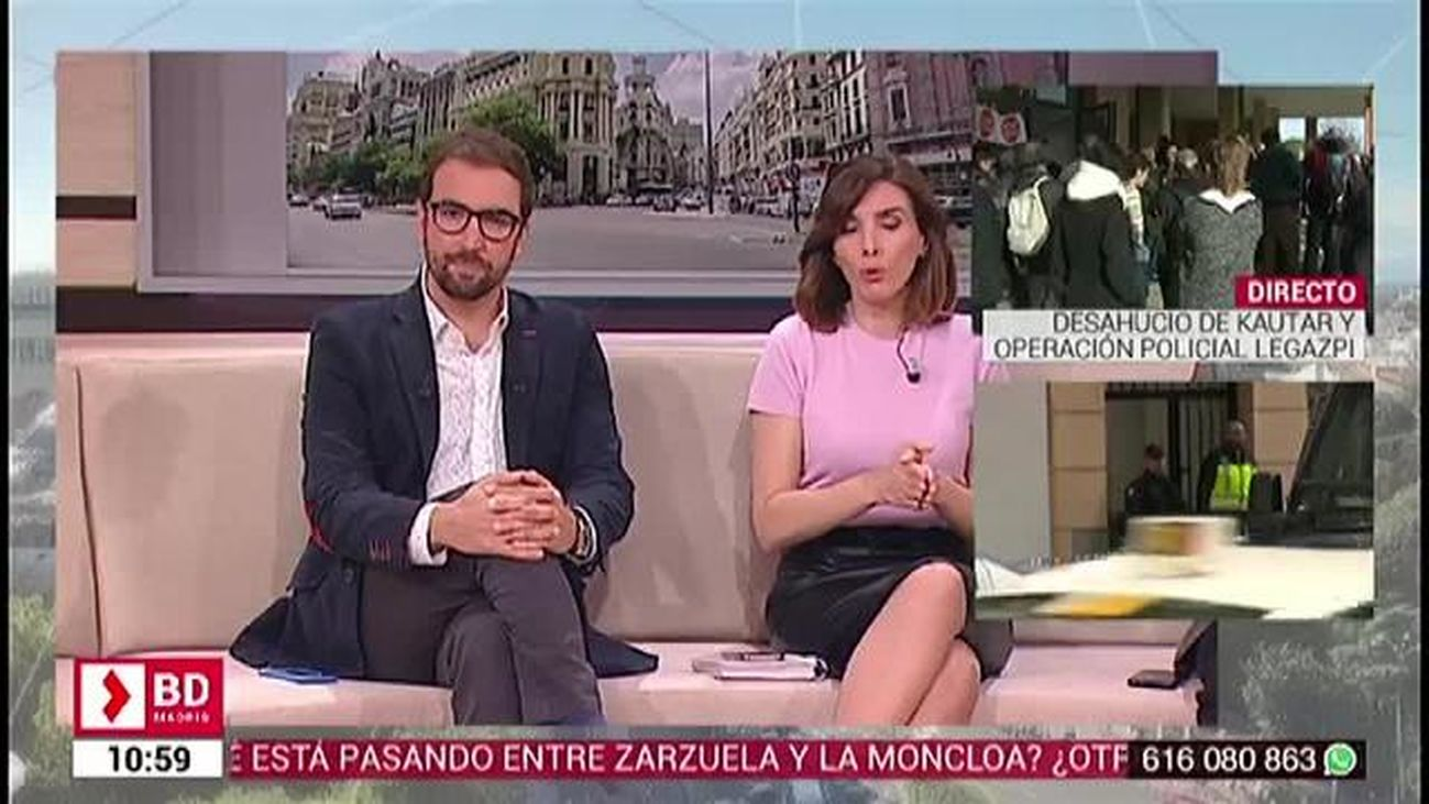 Buenos Días Madrid 13.11.2018